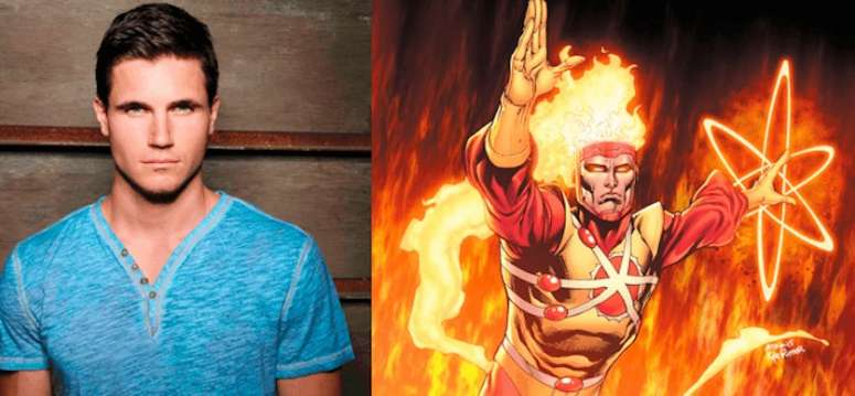 CW to add Robbie Amell to Superhero Line-Up