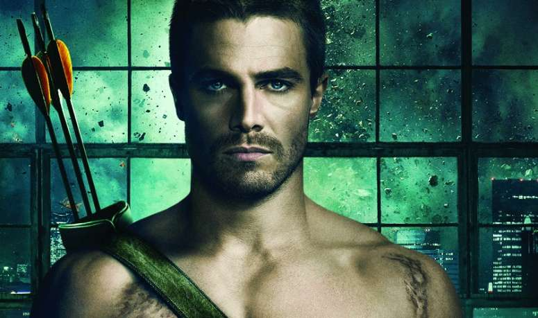 Green Arrow Stephen Amell - www.filmfad.com