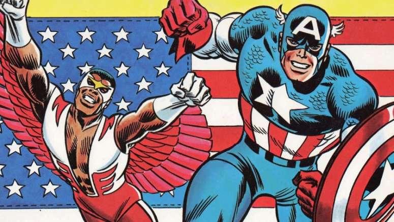 Captain America Falcon - www.filmfad.com