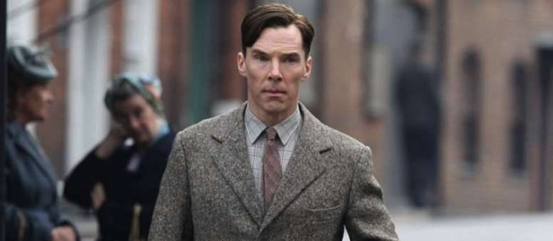 Benedict Cumberbatch is riveting in 'Imitation Game' trailer