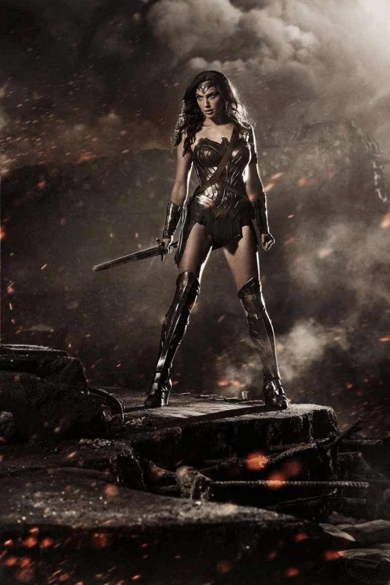 Gal Gadot Wonder Woman - www.filmfad.com