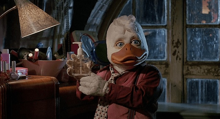 Marvel's Howard the Duck - www.filmfad.com