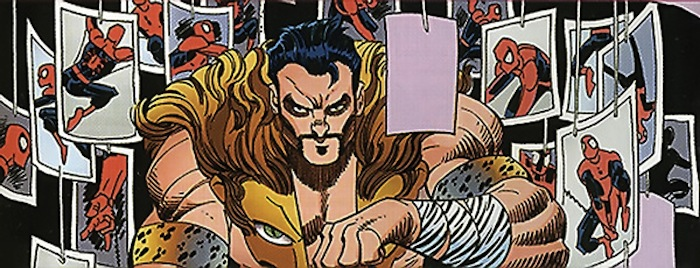 Kraven the Hunter - www.filmfad.com