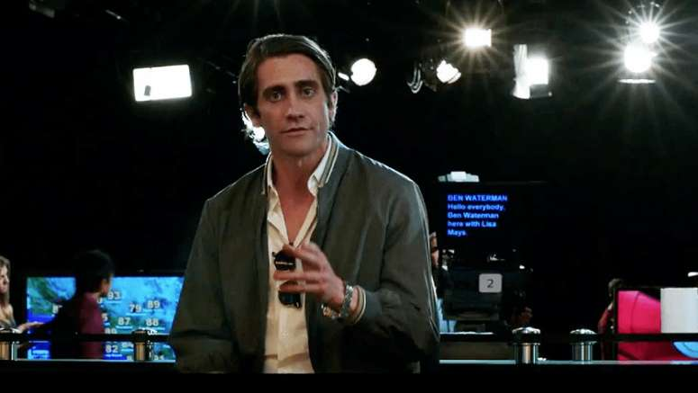 Jake Gyllenhaal shows journalism's dark side in 'Nightcrawler' trailer