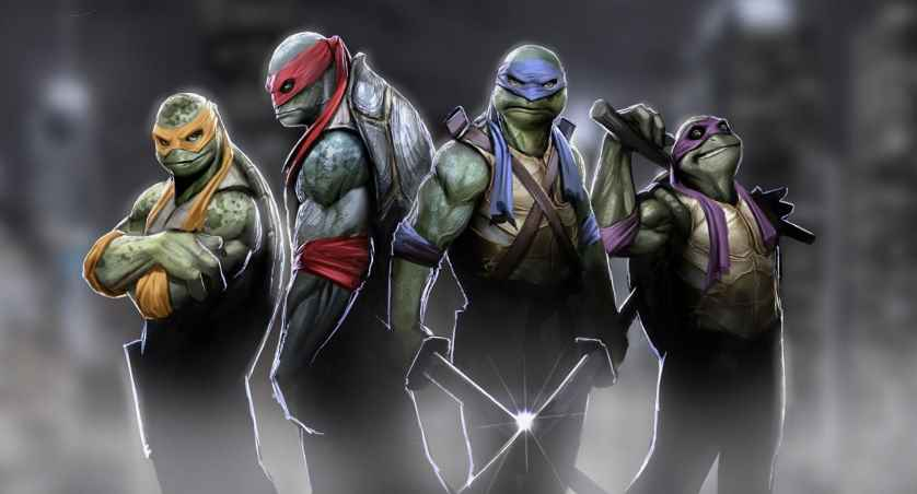 Teenage Mutant Ninja Turtles - www.filmfad.com