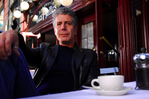 Anthony Bourdain - www.filmfad.com