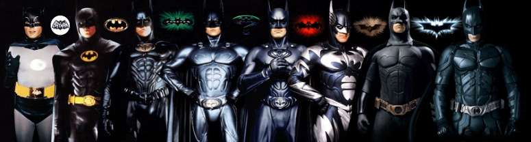 Evolution of Batman - www.filmfad.com