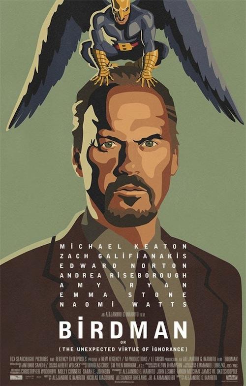 Michael Keaton is Birdman - www.filmfad.com