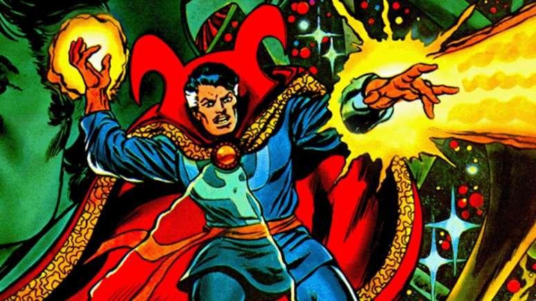 Marvel's <em>Doctor Strange</em> coming to theaters July 2016