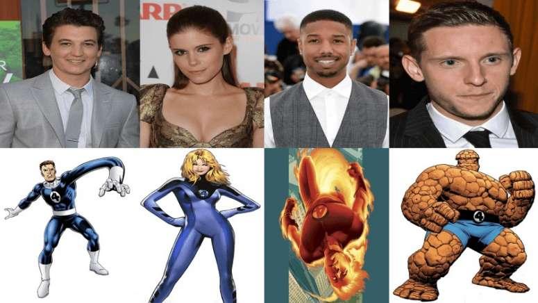 Fantastic Four Reboot - www.filmfad.com