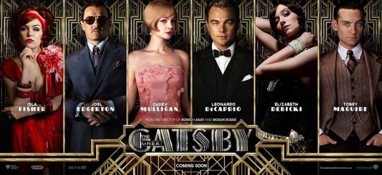 The Great Gatsby - www.filmfad.com