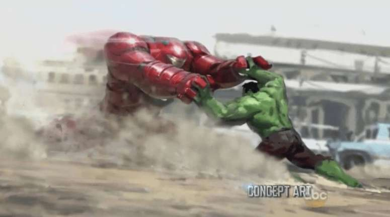 Iron Man Hulkbuster Armor - www.filmfad.com