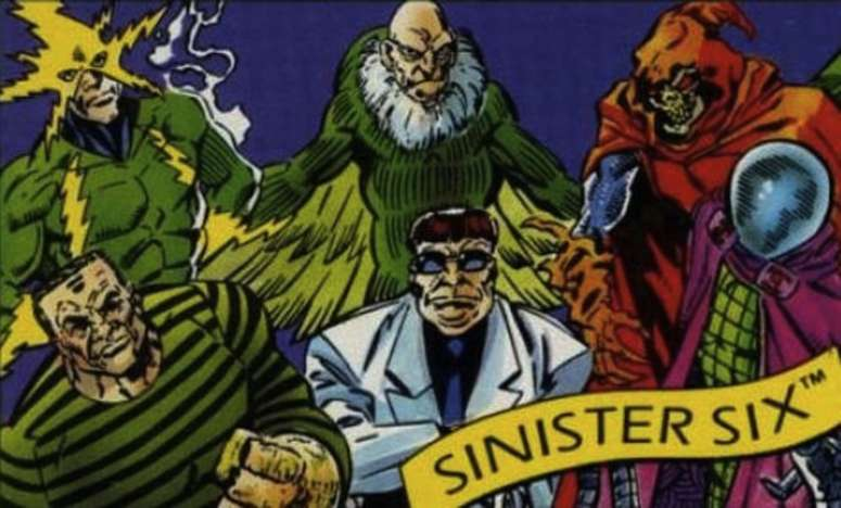 Who are Marvel's 'Sinister Six?'
