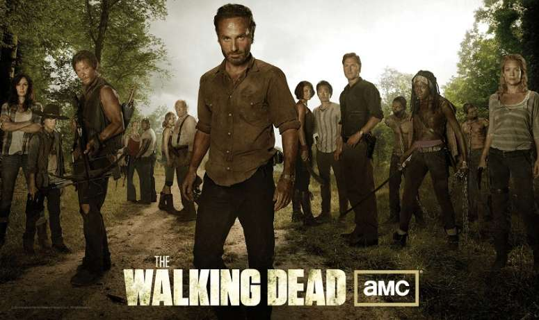 The Walking Dead Season 5 trailer premieres at SDCC