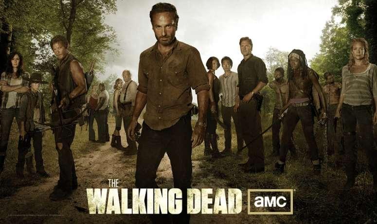 The Walking Dead Season 5 trailer premieres at SDCC