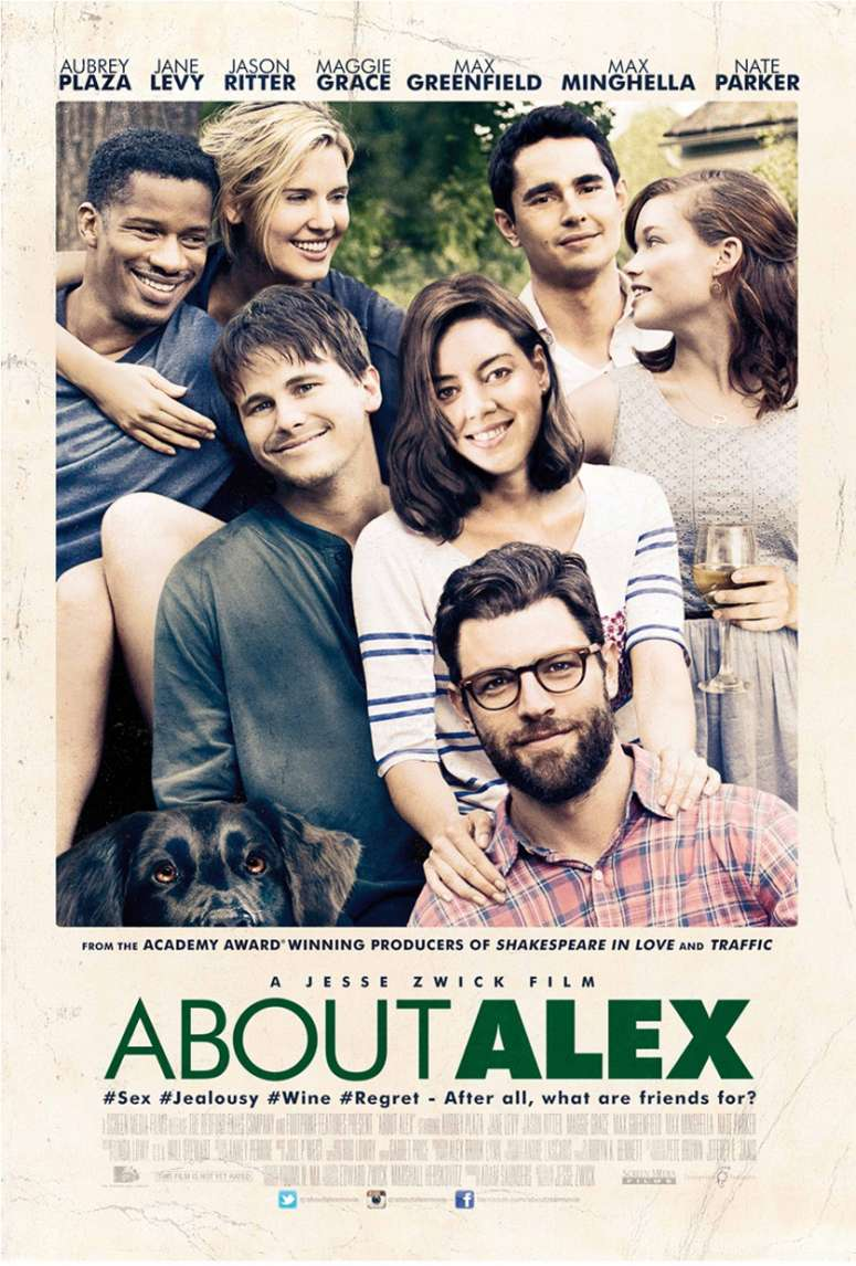 Rising Hollywood Stars in 'About Alex'
