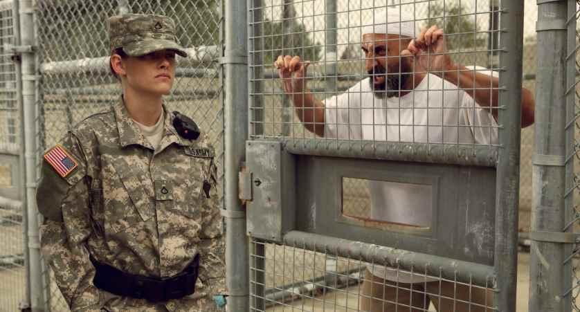 <em>Camp X-Ray</em> second trailer reveals Kristen Stewart's character origin