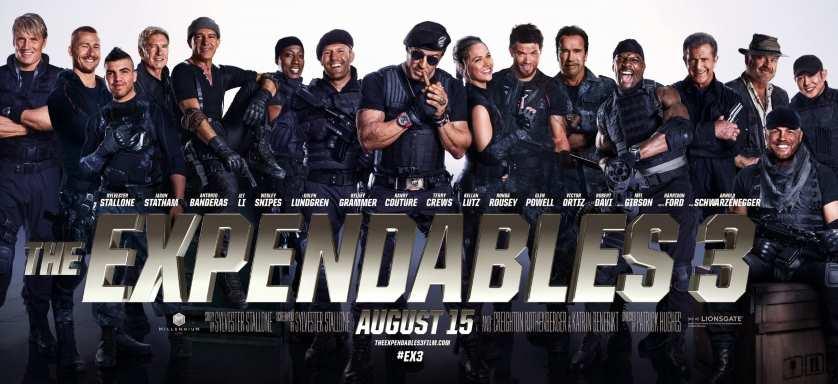 <em>Expendables 3</em> is a simple yet nostalgic thrill ride