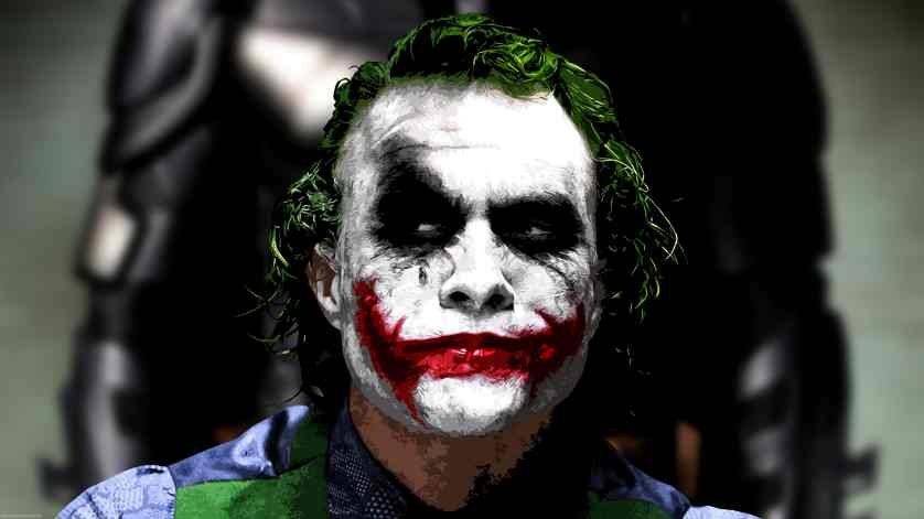 Heath Ledger Joker - www.filmfad.com