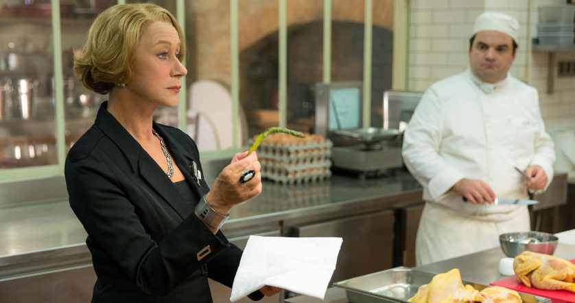 Helen Mirren Hundred Foot Journey - www.filmfad.com