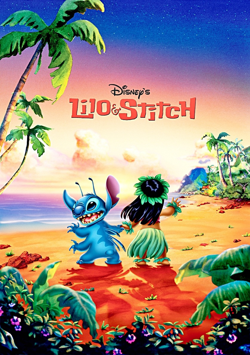 Lilo and Stitch Poster - www.filmfad.com