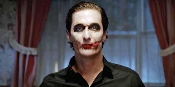 Matthew McConaughey Joker - www.filmfad.com