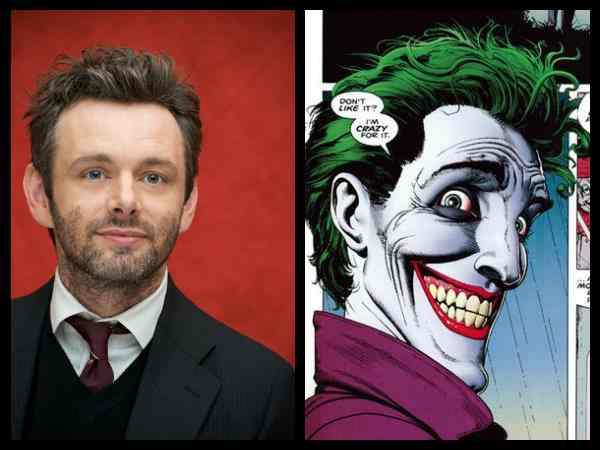 Michael Sheen Joker - www.filmfad.com