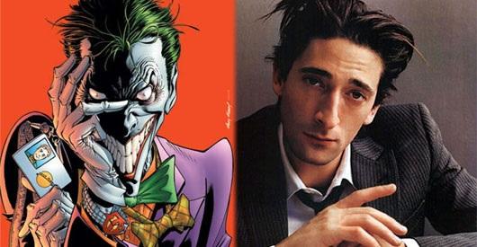 Adrien Brody Joker - www.filmfad.com