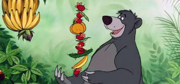 Baloo Jungle Book - www.filmfad.com