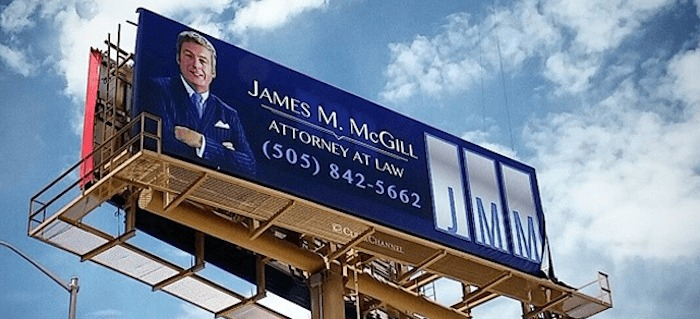 "James M McGill - ""Better Call Saul"" - www.filmfad.com"
