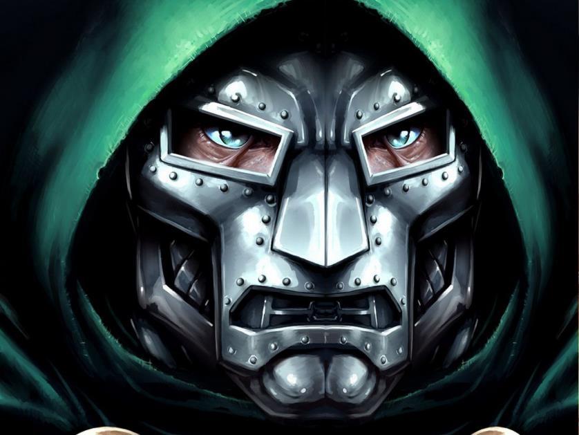 The <em>Fantastic Four</em> reboot leaks its Doctor Doom photo