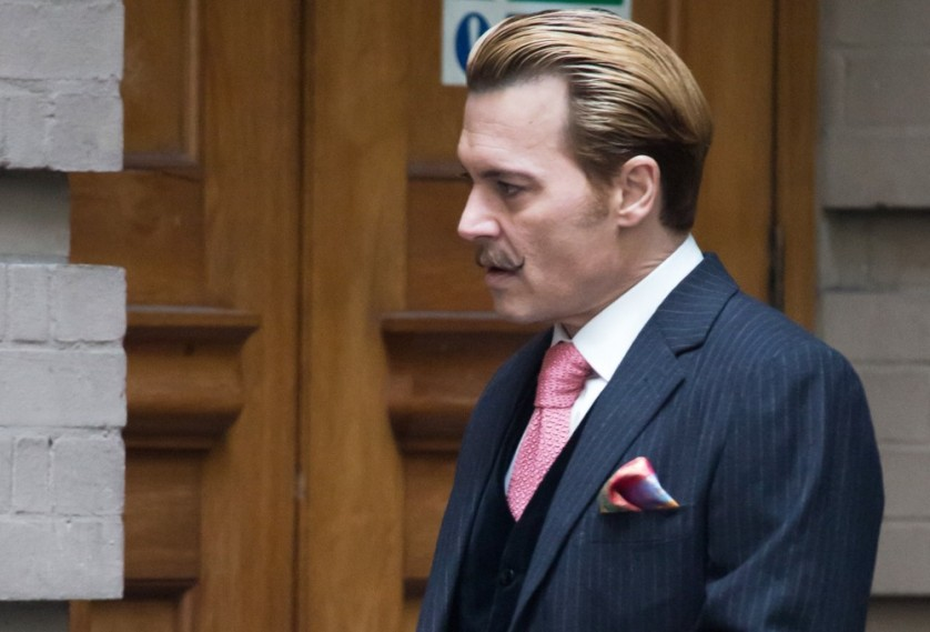 Gwyneth Paltrow and Johnny Depp dazzle in first 'Mortdecai' trailer