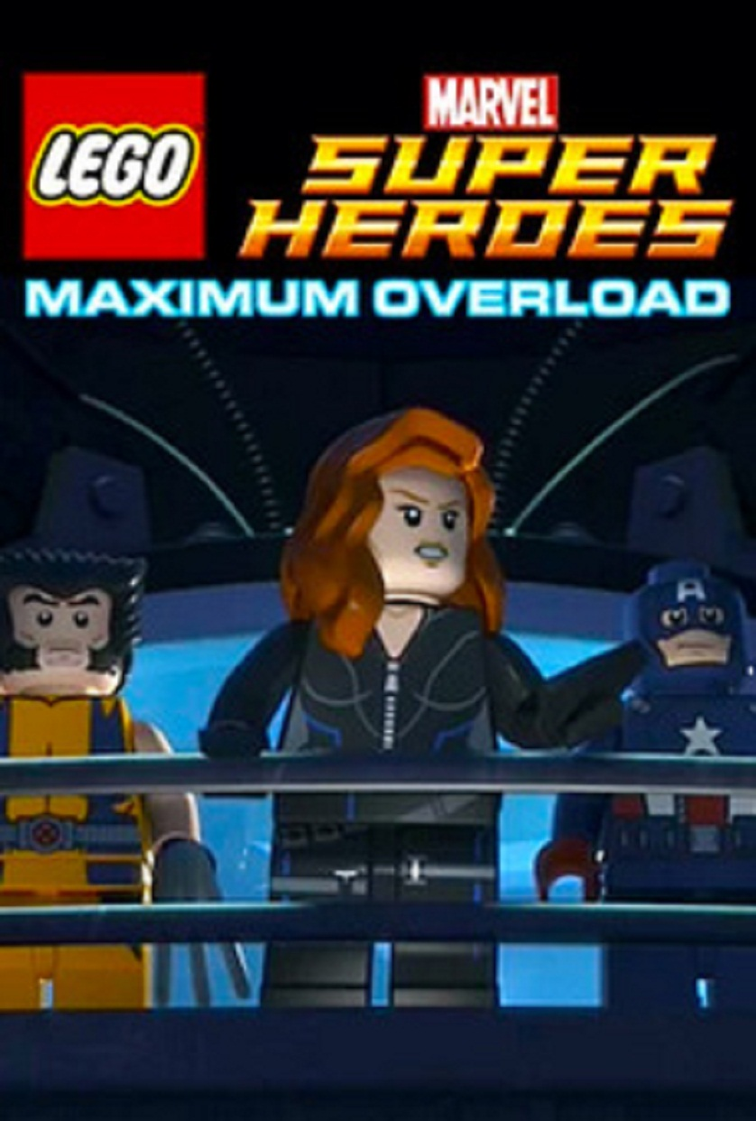 Lego: Marvel Super Heroes: Maximum Overload - www.filmfad.com