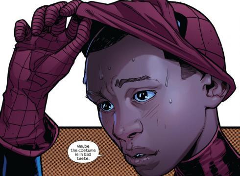 Miles Spider-Man - www.filmfad.com