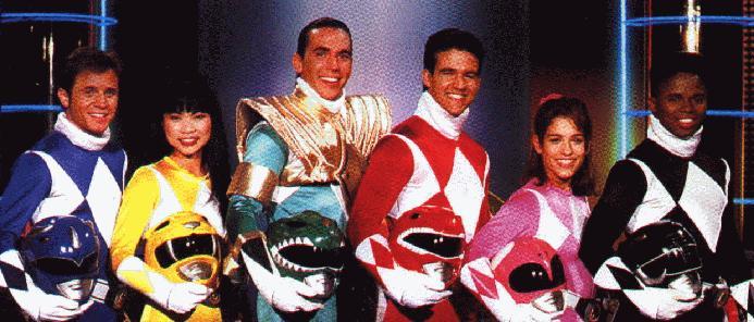 Power Rangers - www.filmfad.com