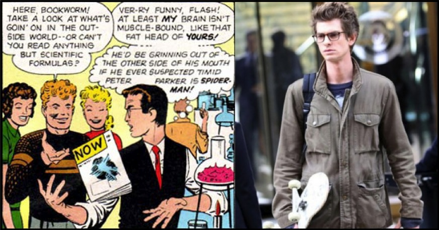 Peter Parker - www.filmfad.com