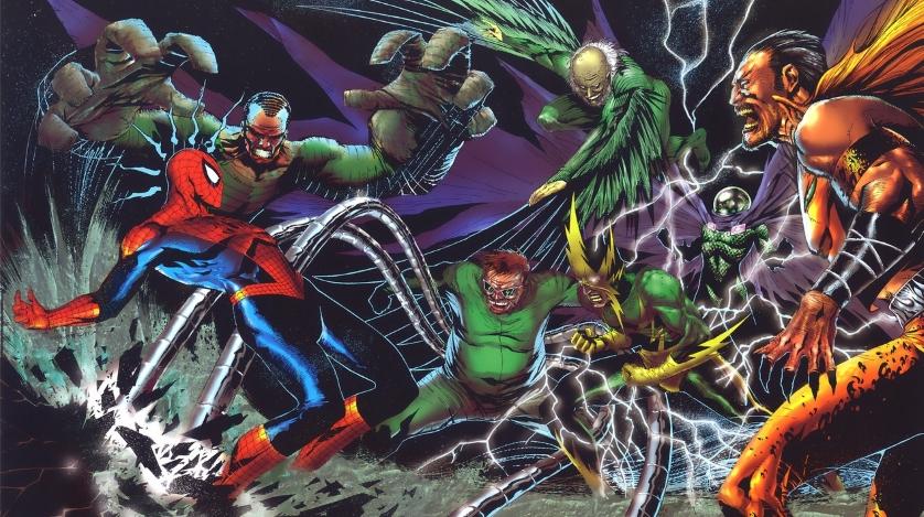 Sinister Six - www.filmfad.com