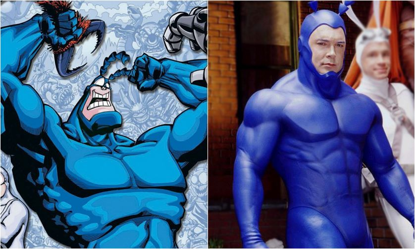 <em>The Tick</em> may be revived for Amazon Prime