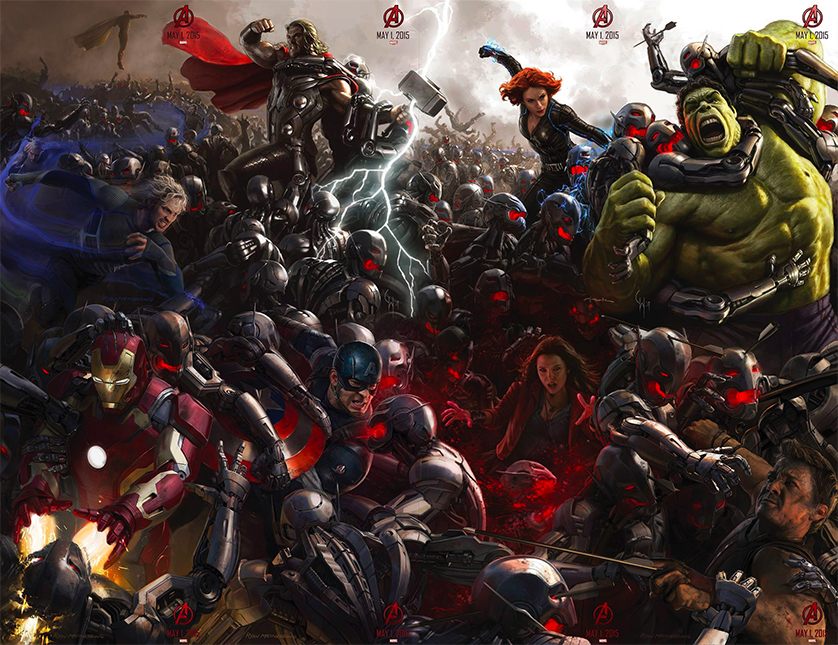 <em>Avengers: Age of Ultron</em> Trailer to Appear Before <em>Interstellar</em>