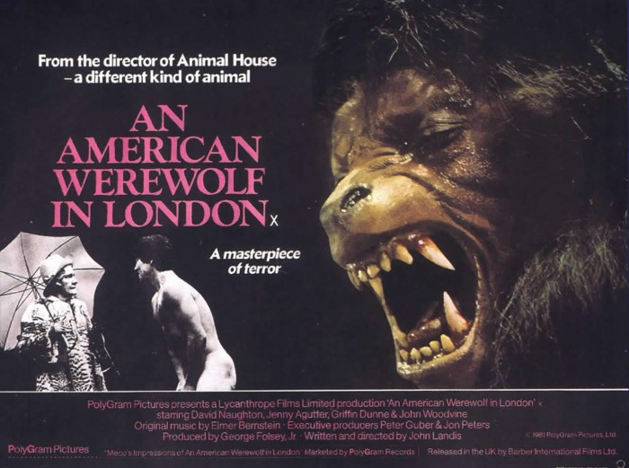 An American Werewolf in London - www.filmfad.com