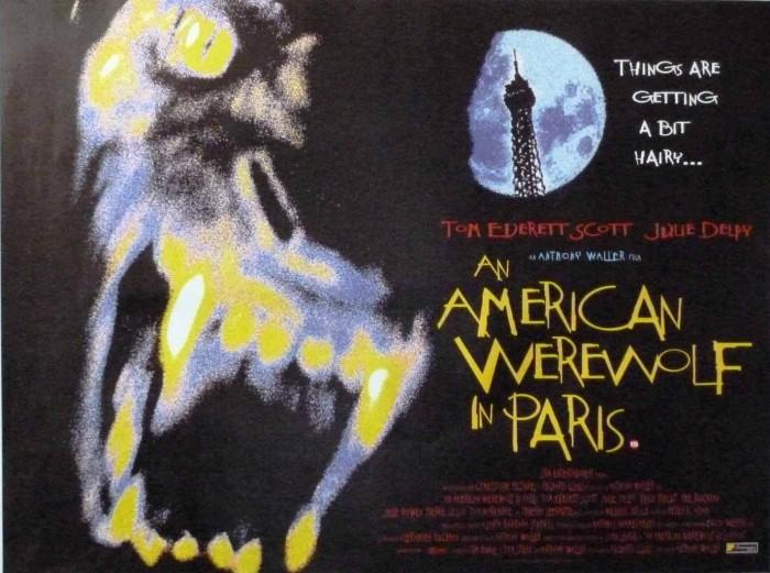 An American Werewolf in Paris - www.filmfad.com