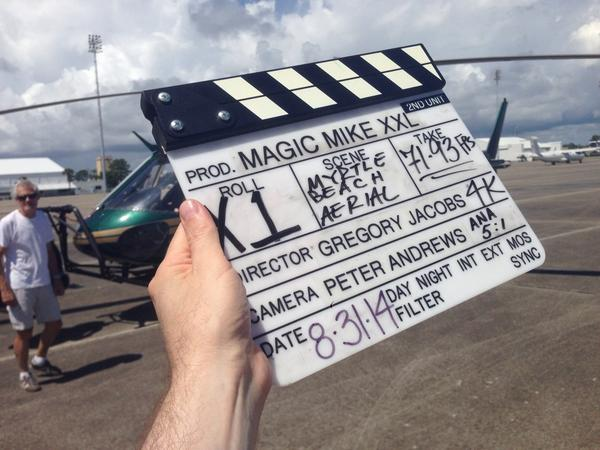 Magic Mike XXL - www.filmfad.com