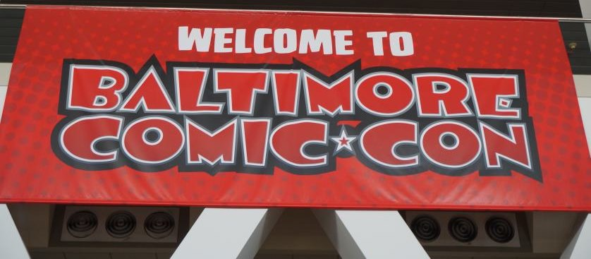 Baltimore Comic Con 2014 #BCC2014