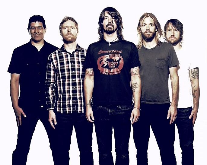 Foo Fighters - www.filmfad.com