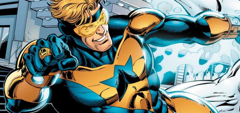 Exclusive: Dan Jurgens Talks 'Booster Gold' TV Pilot By 'Arrow' Creator And More