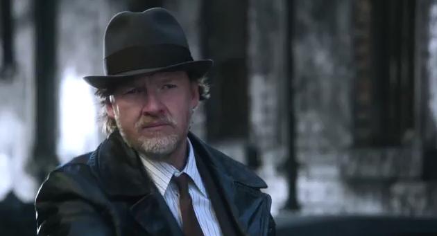 Donal Logue as Harvey Bullock