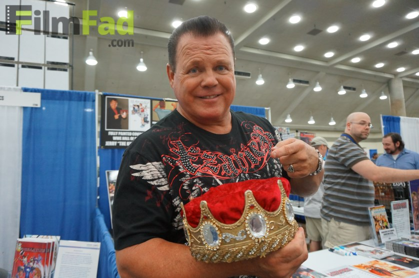 Jerry Lawler tells the genius truth about Andy Kaufman at Baltimore Comic Con