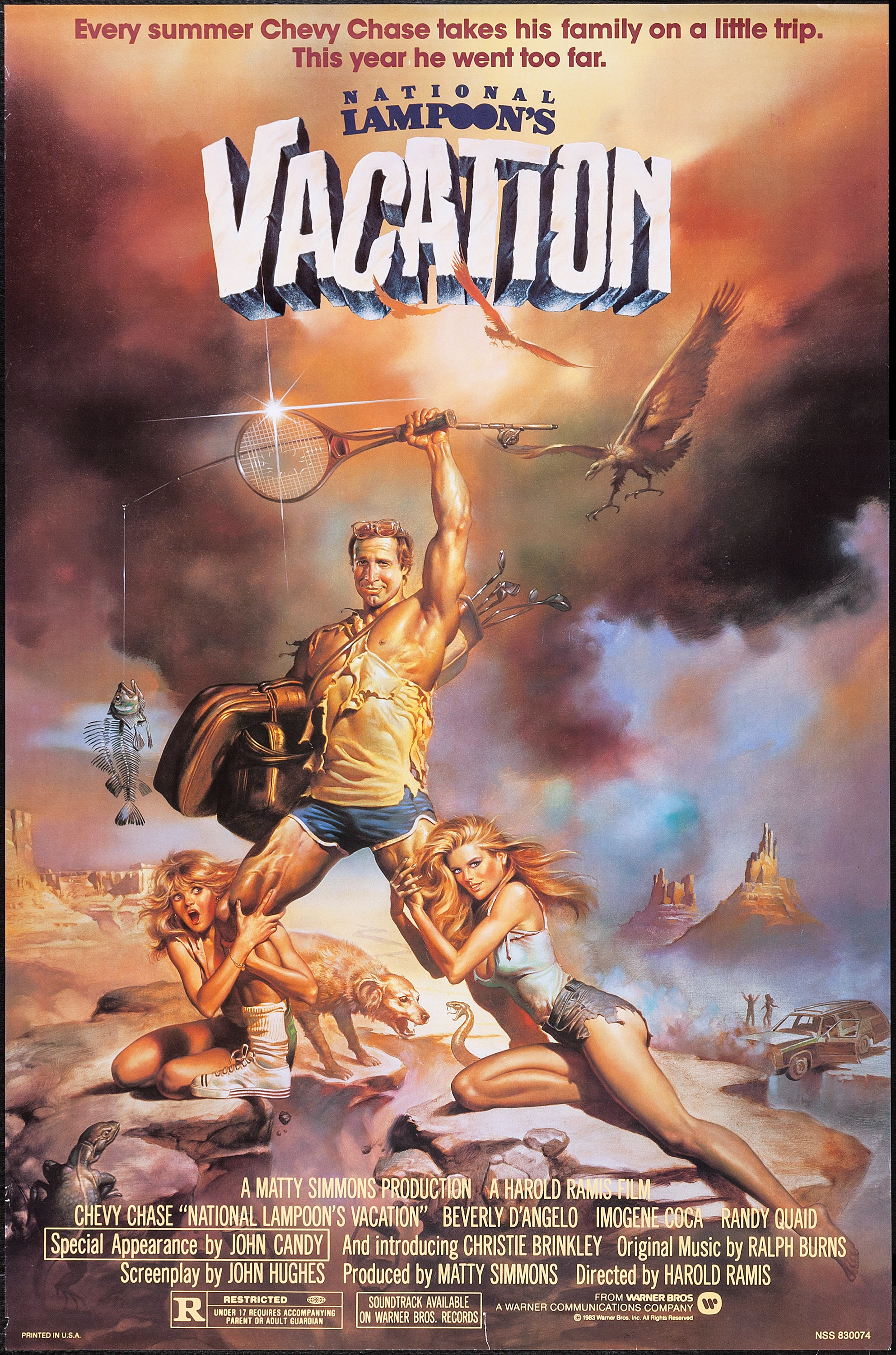 national Lampoon's Vacation - www.filmfad.com