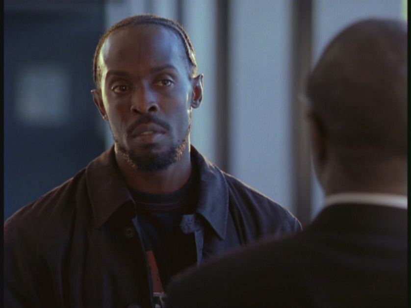 Omar Little The Wire - www.filmfad.com