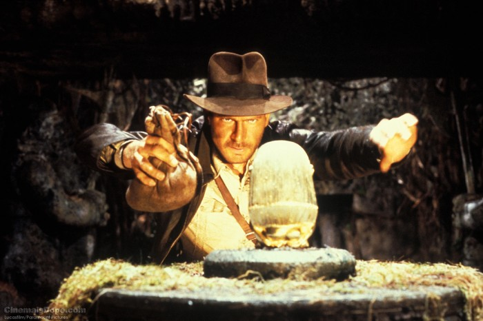 Raiders of the Lost Ark - www.filmfad.com